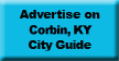 Advertise on CorbinKY.com